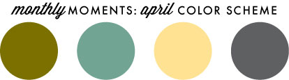 list of synonyms and antonyms of the word month of april colors