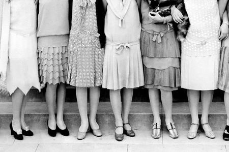 1920s-skirts-shoes