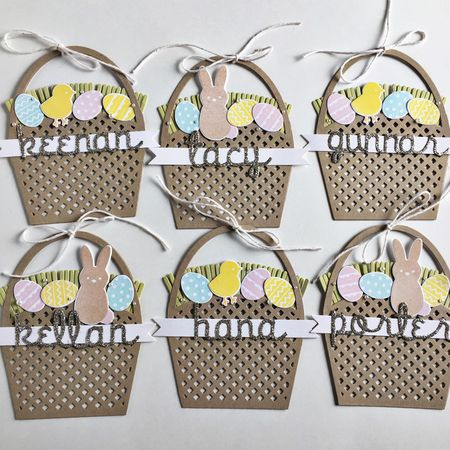 Pine is here 2016 easter tags i am so excited because i got personalized easter tags made this year i love this little tradition that i have done in the past negle Image collections