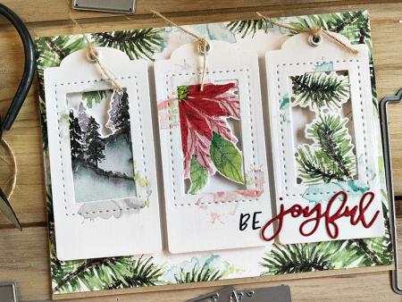 Poinsettia&pine-tagcard-2-hnichols