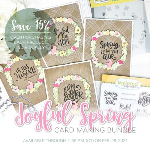 Joyful Spring Bundle