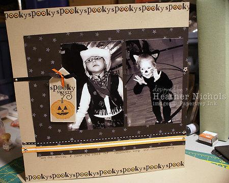 Halloweensbpagepine