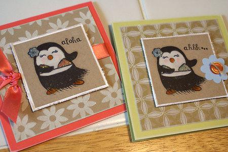 Penguingirlcards